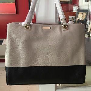 KATE SPADE Large Shoulder Bag Purse Colorblock NWT